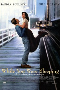 while-you-were-sleeping-poster